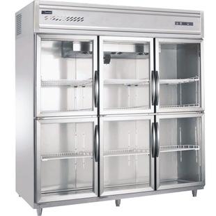 给人眼前一亮的冷柜玻璃门深受大家喜爱的原因