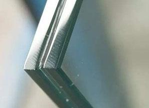 双层钢化夹胶玻璃生产
