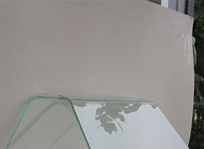 异形热弯玻璃