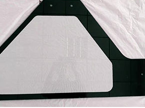 钢化玻璃的缺点不足